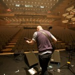 Soundcheck at Royal Festival Hall